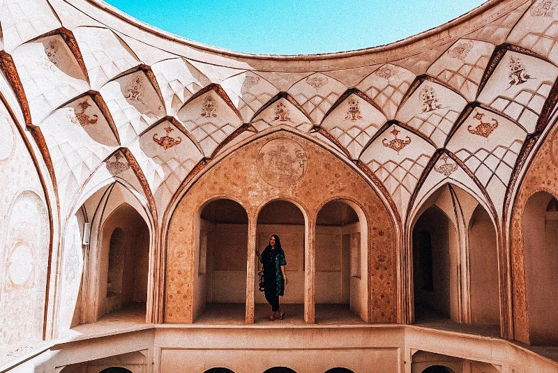 From Rosewater to Excursion in Kashan