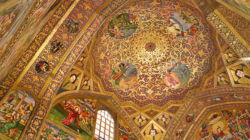 Vank Cathedral, the Armenian Heritage in Half of the World