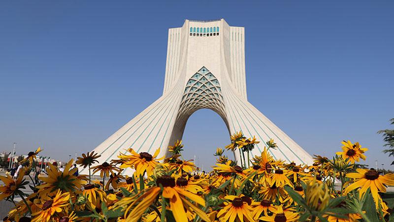 Modern Tehran City Tour