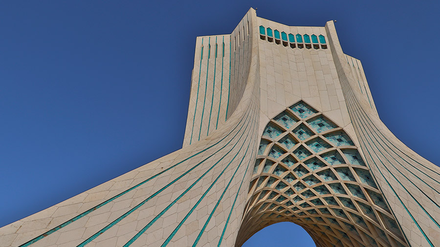A Tower and Many Names for Azadi