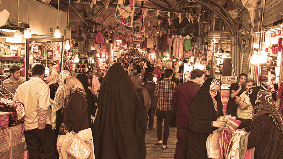 Bazaar, a Gateway into Iranians Ancient Culture