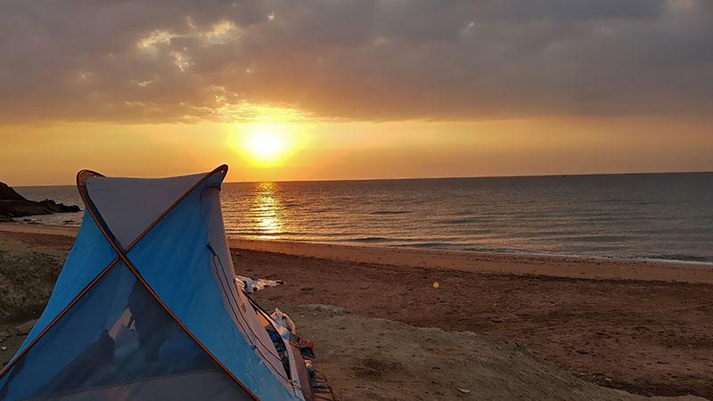 Hormuz; the Colorful Island