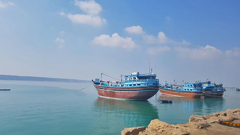 Chabahar, Iran's ever Spring Port