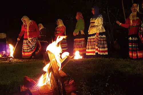 Celebrate Chaharshanbe Suri, the Iranian Fire Festival