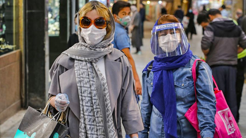 Travel to Iran in Coronavirus Era