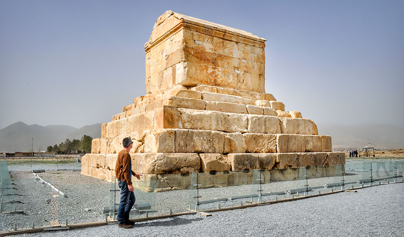 Pasargadae keeps the Universal Heritage of Persian Empire