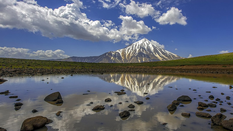 Damavand, the Mother of Myths and Olympus of Iran