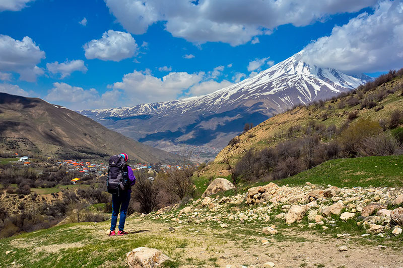 The Ultimate List of Iran's Top Mountains to Climb
