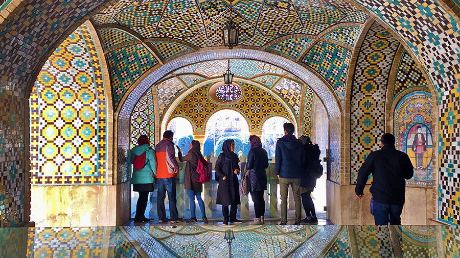 Golestan Palace, the Versailles of Tehran