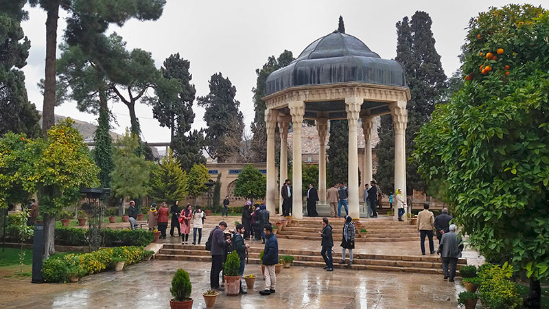 Hafez, the most Popular of Persian Poets