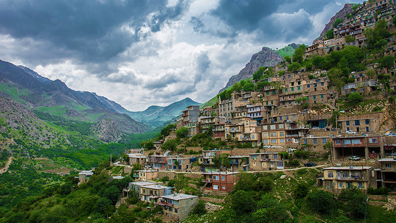 A Mountainous Heaven Named Hawraman