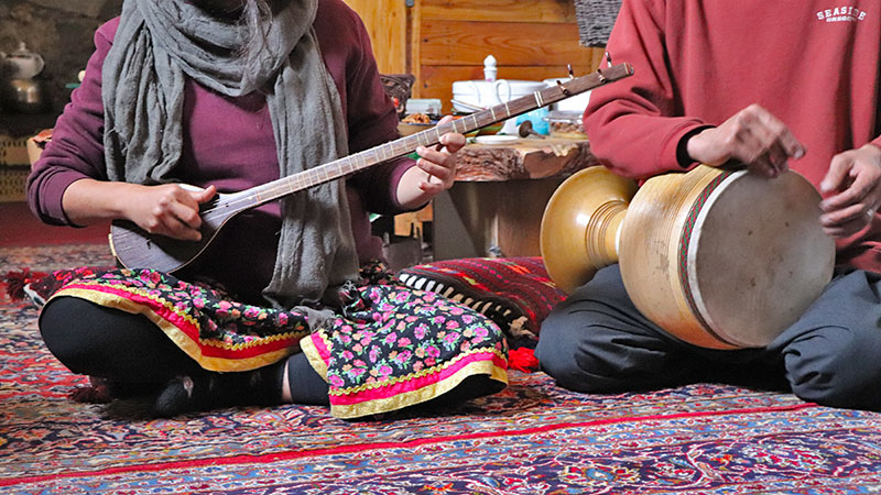 Traditional Musics of Iran