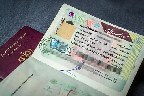 Iran Visa for US, UK, CA Citizens, How to Apply?