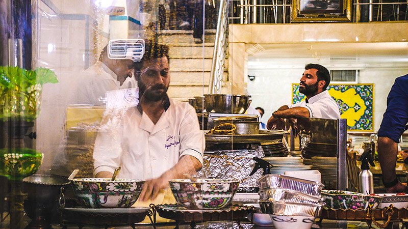 Isfahan Culinary Walk Tour; a Journey Through the Scents
