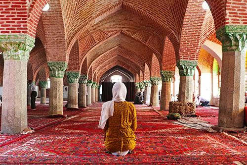 Islamic Architectural trace in Iran
