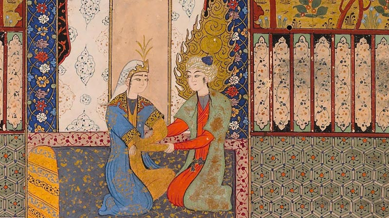 Layli & Majnun, the Romeo & Juliet of the East