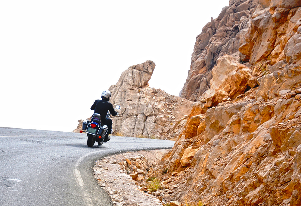 Adventure in Classic Route of Iran with Motorcycle