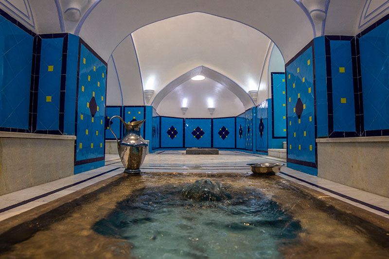 Experience Traditional Persian Bath in Iran