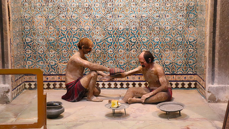 Hammam, the Second Home to Ancient Iranians