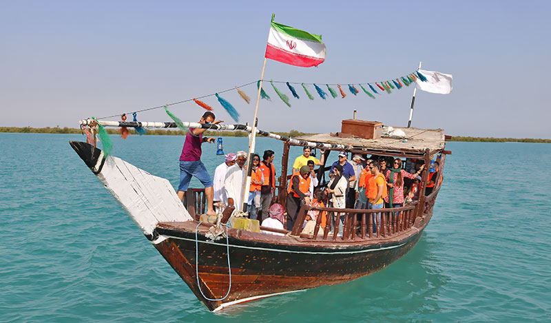 Qeshm & Hormuz, the Taste of Southern Iran