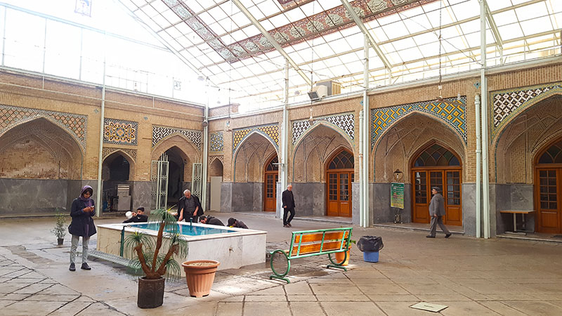 Classic Tehran Walking Tour