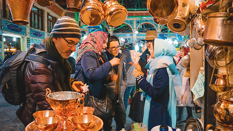 Tehran Culinary Walk Tour, a Penetration into the Flavors