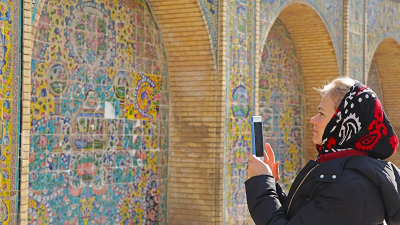 Old Tehran Free Walking Tour
