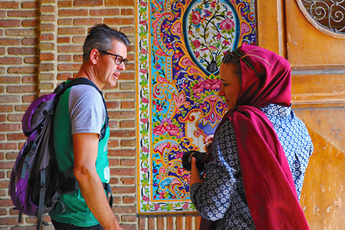 Traveling to Iran as a Couple