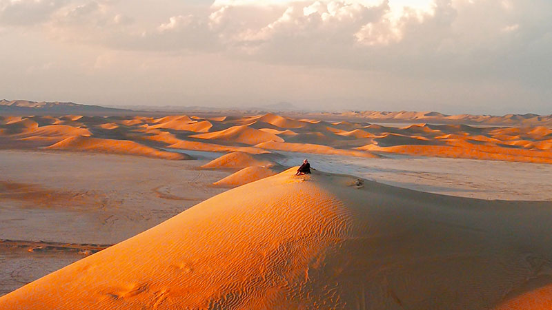 Varzaneh Desert, the Sunset Surprise  Tour