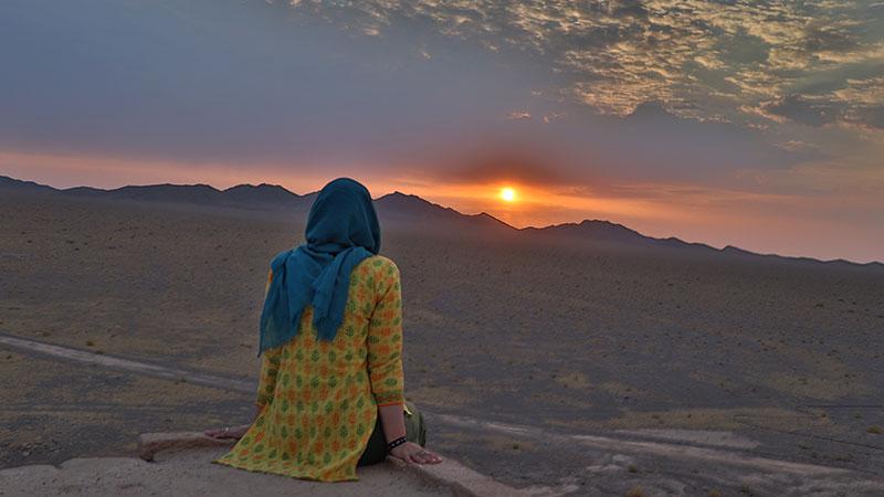 Varzaneh Sunrise Adventure