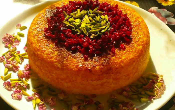 10 Must-try Persian Vegetarian Dishes