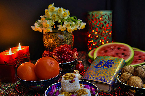 Celebrate Yalda Night, the Longest Night of the Year