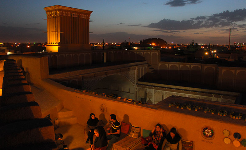 Yazd Highlights Walking Tour