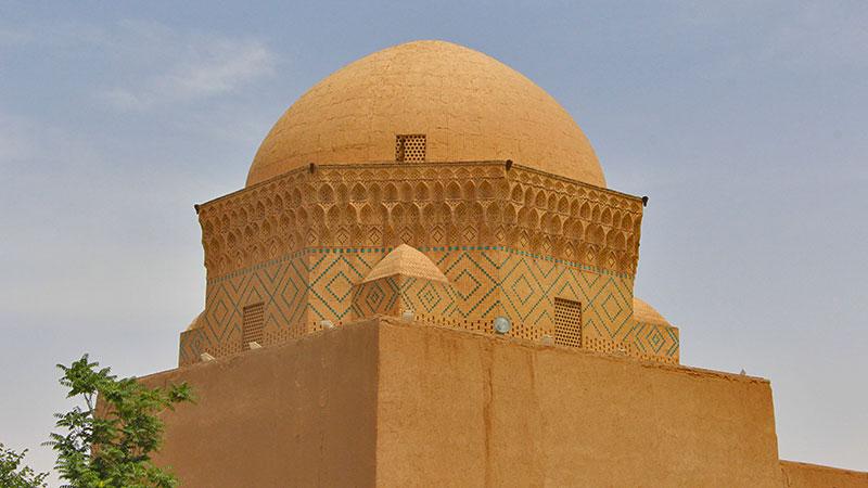 Yazd Highlights Walking Tour